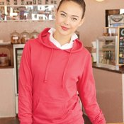 Juniors' Lightweight Pullover Hooded Sweatshirt