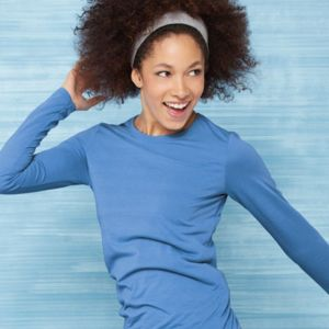 Performance™ Ladies' Long Sleeve T-Shirt Thumbnail