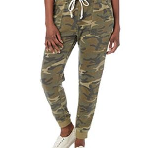Ladies' Long Weekend Burnout French Terry Pants Thumbnail