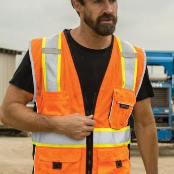 Black Series Heavy Duty Vest Thumbnail