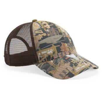 Oilfield Camo Mesh-Back Cap Thumbnail