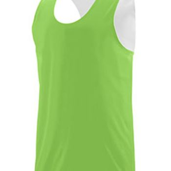 Youth Wicking Polyester Reversible Sleeveless Jersey Thumbnail